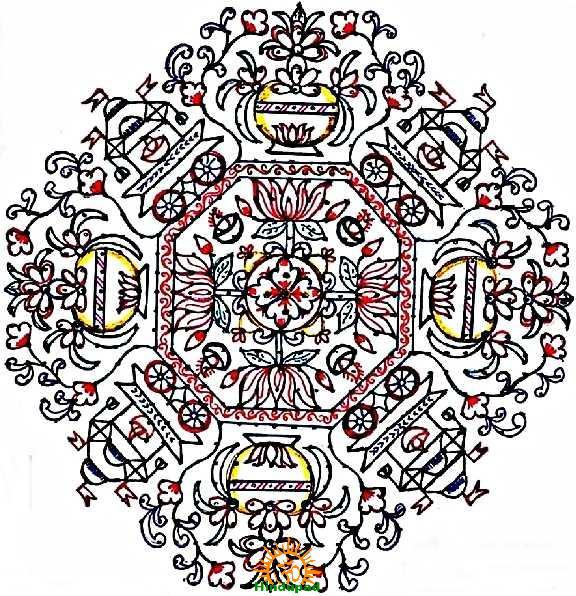 sankranthi muggulu for 2018 pongal kolam rangoli designs