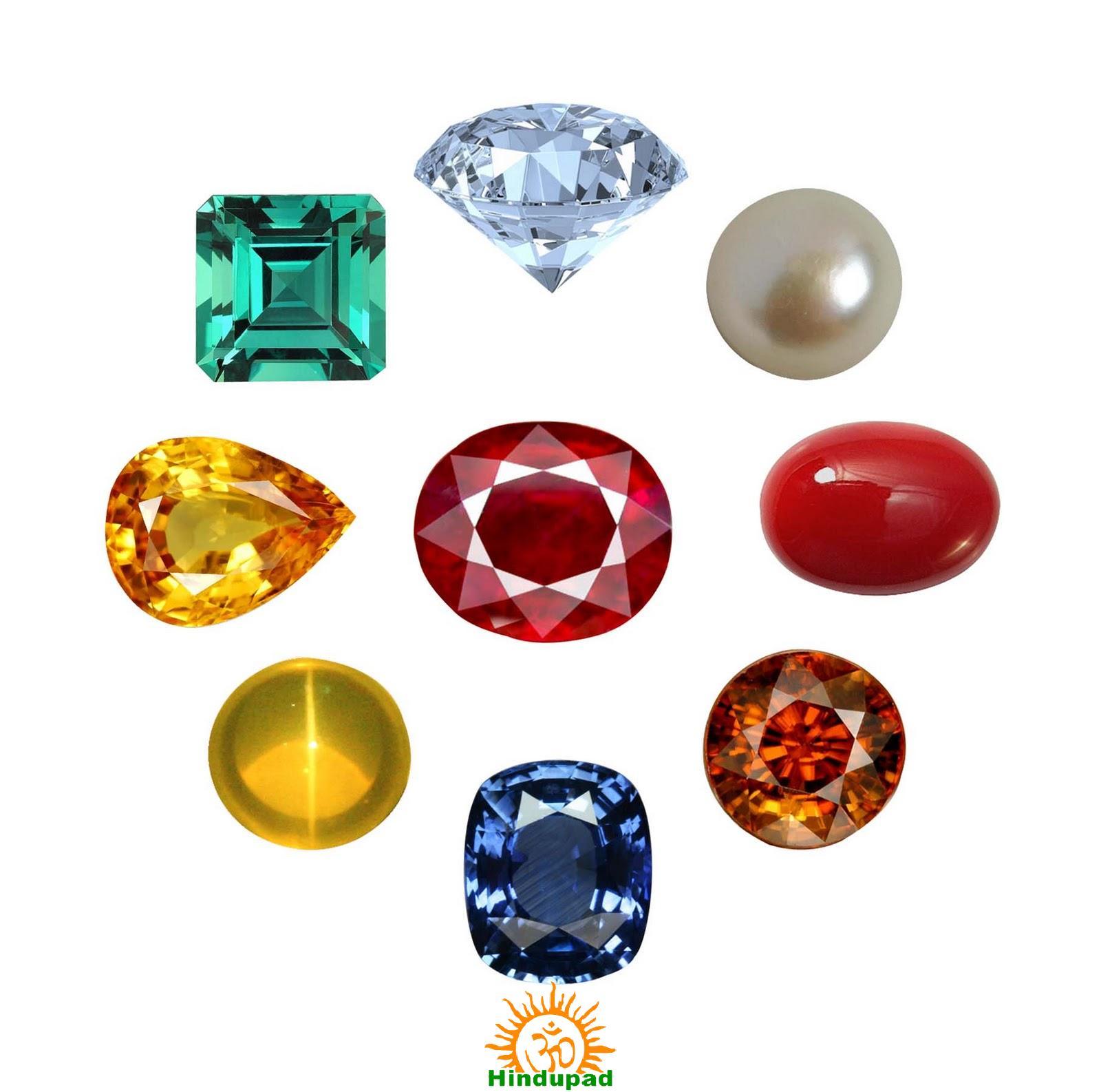 Navaratna: Nine Precious Gemstones - HinduPad