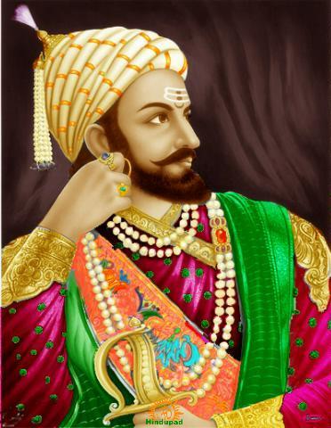 chhatrapati shivaji maharaj jayanti hindupad