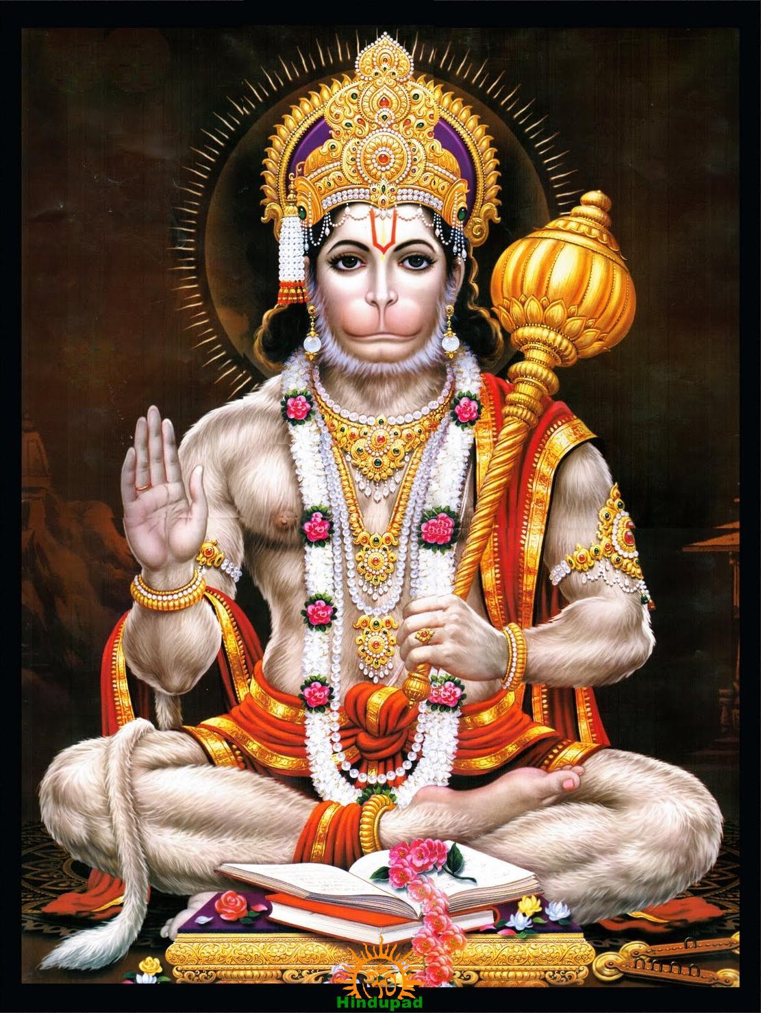 हनुमान जी के भी है पांच सगे भाई   जानिये हनुमान के भाइयों के बारे में - HinduPad