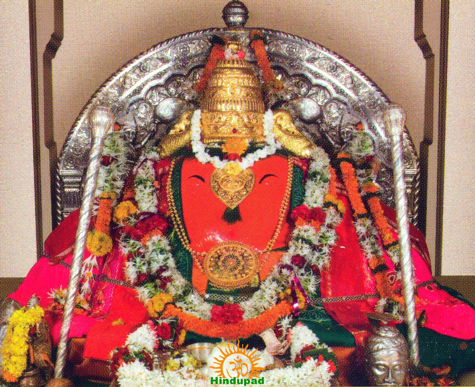 Ganesh Utsav Ballaleshwar Pali Ashtavinayak Eight Ganesha Temples Mumbai Image for free download