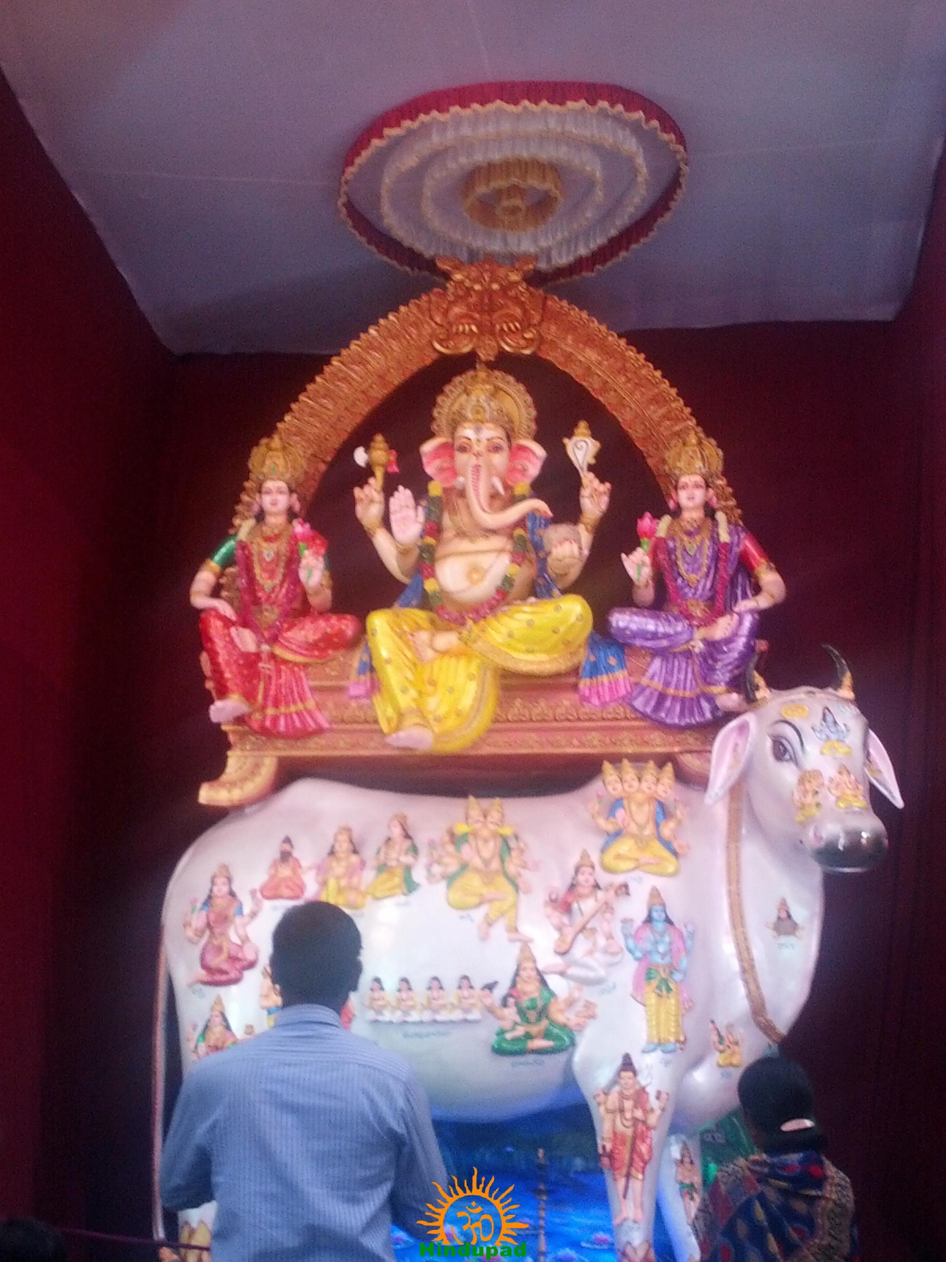 Kamalanagar Chaitanyapuri Ganesha 2013