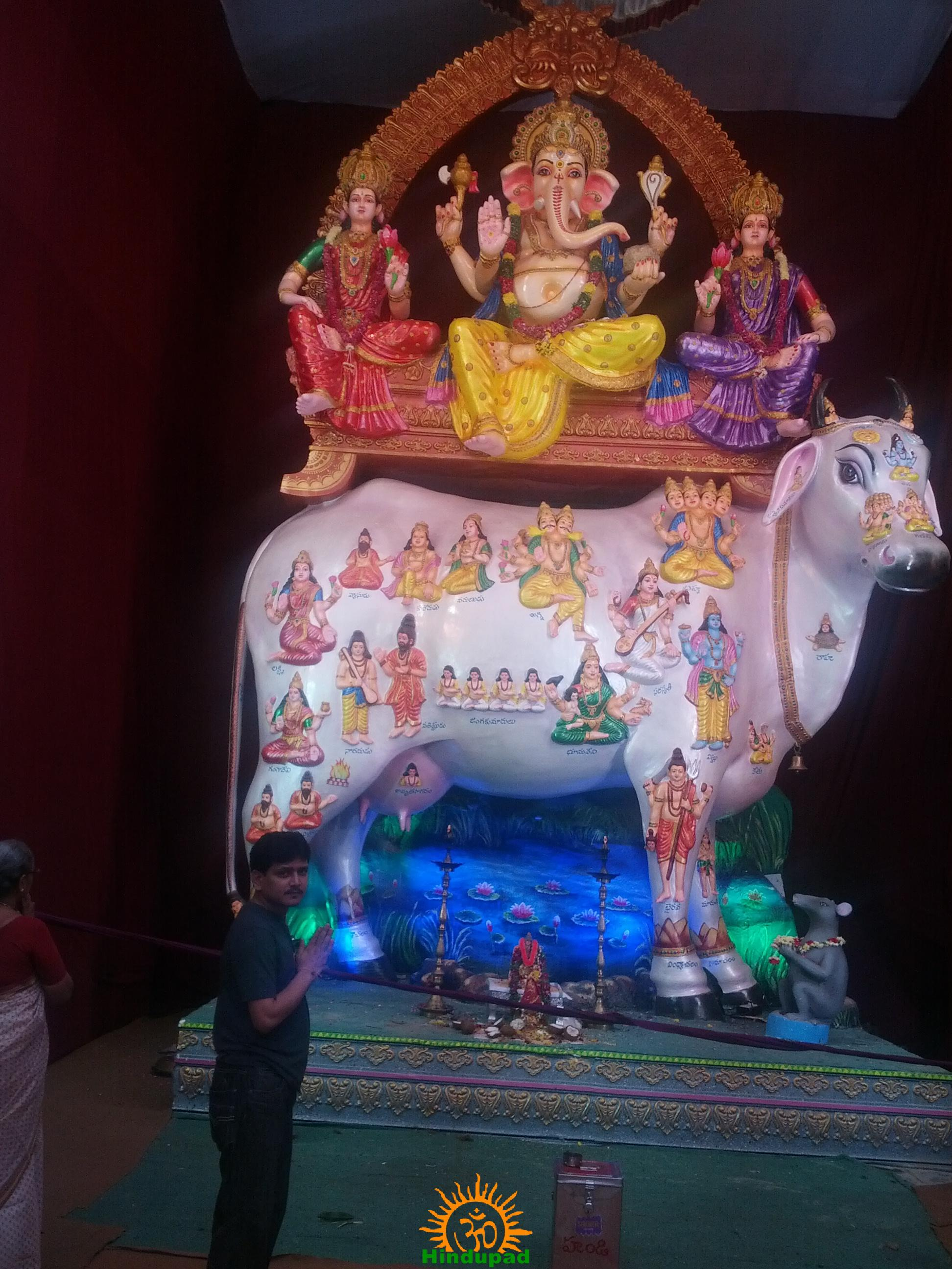 Kamalanagar Hyderabad Ganapathi 2013