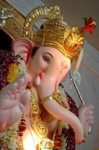 Parel Lal Maidan Saarvajanik Ganeshotsav Mandal Ganesh