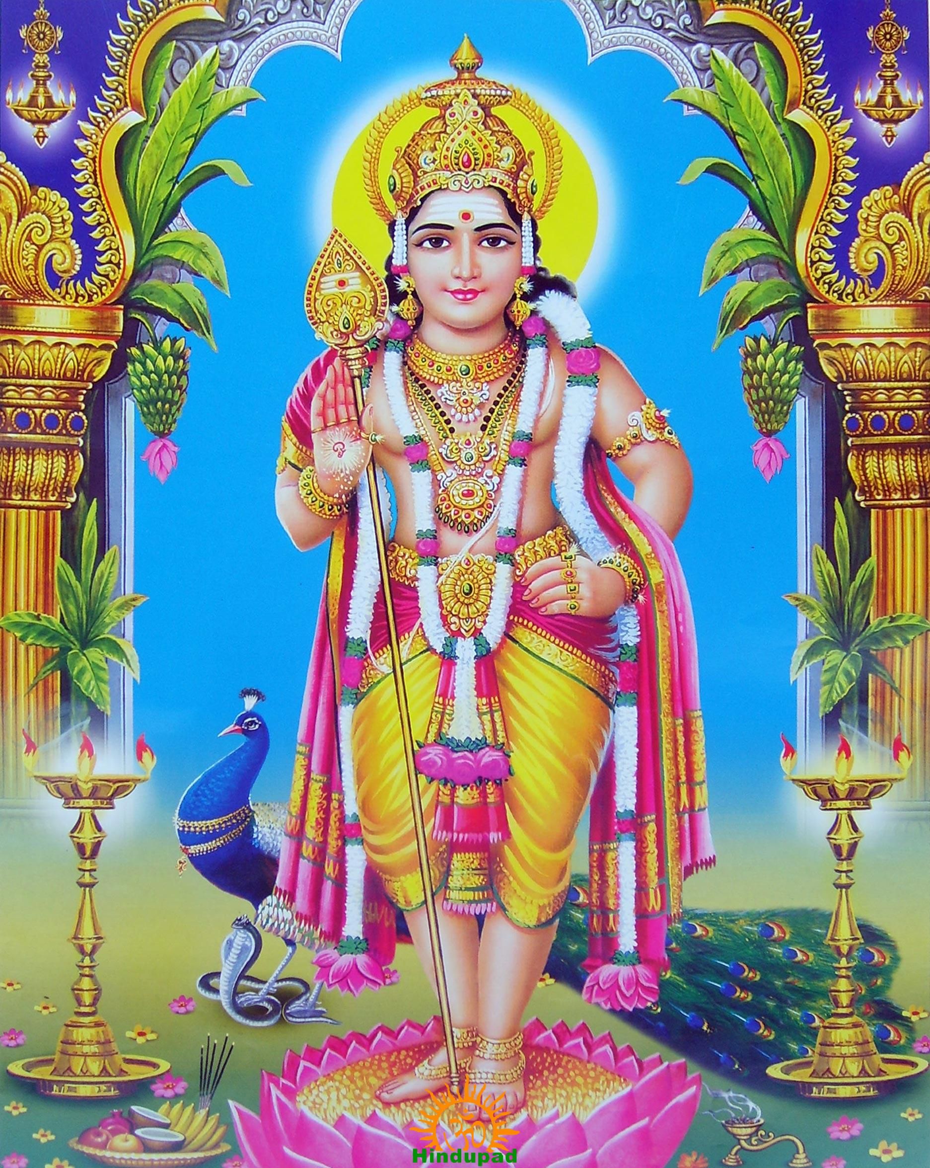 Subramanya Swamy Ashtakam In English Pdf